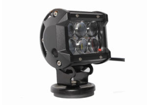 CREE Chip 4D Lens 4 Inch 18W Waterproof Truck Mounted Work Light LED Work Lamp pictures & photos