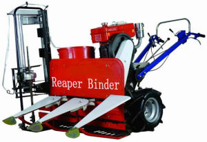 Small Wheat Reaper Binder Harvester pictures & photos