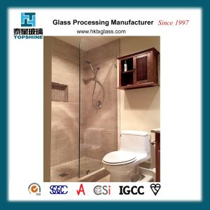 New Design Toughened Glass Frameless Glass Screen for Showroom Room pictures & photos