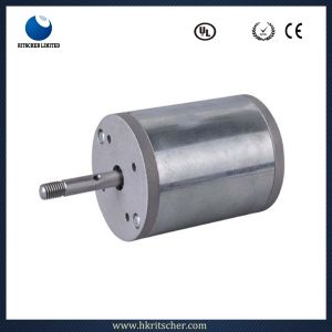 63mm 12V/24V PMDC Brushed Worm & Planetary Gear Motor pictures & photos