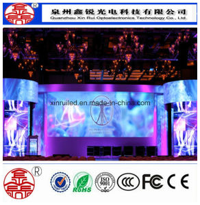 Hot Selling P3 Indoor Full Color LED Screen Video Wall pictures & photos