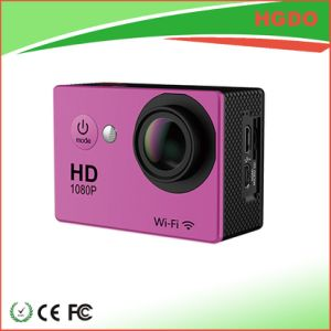 Us Warehouse Mini WiFi Action Camera FHD 1080P Underwater 30m pictures & photos