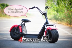 Woqu/Seev Citycoco Electric Scooter for Adult From China pictures & photos