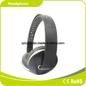 New Comfortable Wearing DJ Blue Headphone pictures & photos
