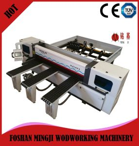 High Precision CNC Panel Saw Machine for Wood Cutting pictures & photos
