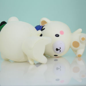 Artificial Squishy Ice Cream Bear Shape Cream Scented Slow Rising Toy pictures & photos