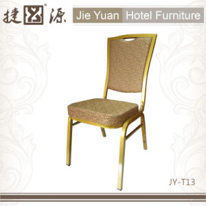 Metal Restaurant Furniture Banquet Dining Chair (JY-T13) pictures & photos