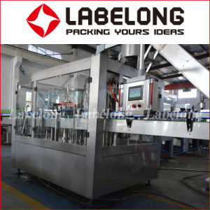 High Quality Carbonated Drink Filling Machine pictures & photos