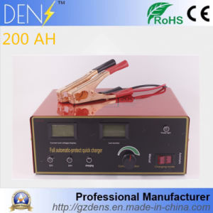 12V/24V Car Battery Lead Acid Battery Charger pictures & photos