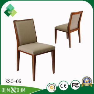 Factory Direct Modern Simple Style Wooden Living Room Chair (ZSC-05) pictures & photos