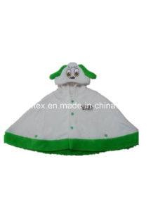 High Quality Velvet Knitted Garment for Kids pictures & photos
