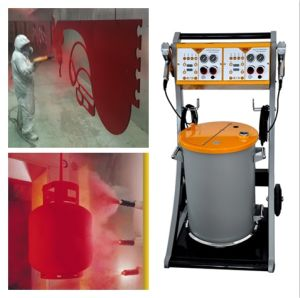 Electrostatic Powder Painting Equipment (COLO-800D) pictures & photos