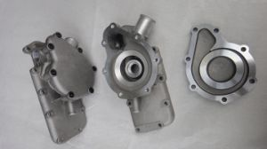 Fabrication Precision Aluminum Die Casting Water Pump Housing pictures & photos