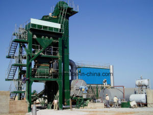 Lb100 Batch Asphalt Mixing Plant, Large Asphalt Mixing Plant pictures & photos