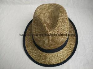 100% Panama Straw Fedora Hats