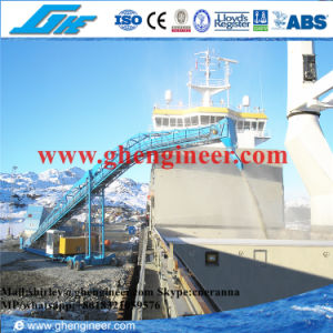 Rubber Tyre Mobile Continuous Ship Loader pictures & photos