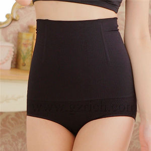 High Waist Hip up Shorts/Body Underwear Postpartum Abdomen Shorts pictures & photos