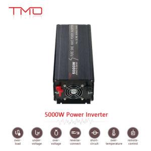 5000W 48VDC Solar Power Inverter DC to AC Inverter pictures & photos