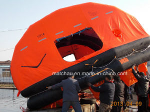 Solas Regulation Sr Type Self-Righting Inflatable Life Raft pictures & photos