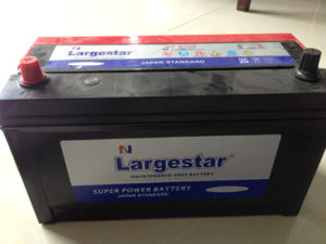 Auto Lead Acid Battery Storage Battery Mf N100 pictures & photos