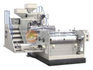 Stretch Film Extruder (robot hand) Ft-1000 Double (CE) pictures & photos