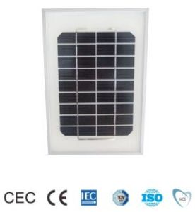 3W TUV/Ce/IEC/Mcs Approved Poly Solar Panel (ODA3-9-P) pictures & photos