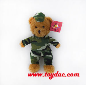 New Camouflage Clothing Bear Toy pictures & photos