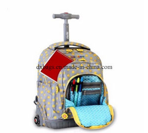 New Design Kids Trolley School Bag, Kids School Bag with Wheels pictures & photos