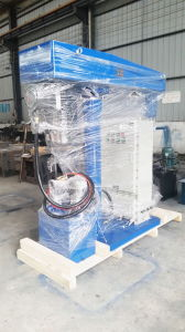 Ce Automatic Factory Hydraulic Lift Boat Hull Paint High Speed Disperser (cover) pictures & photos
