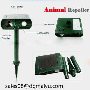 Factory Offer Newest Solar Animal Repeller-Mouse Repeller Snak Repeller Dog Repeller Birds Repeller pictures & photos