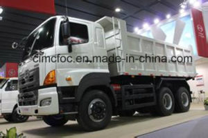 Hino 6*4 Tipper Truck Dumper /Dump Truck pictures & photos