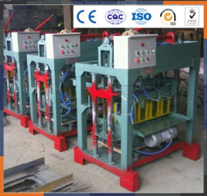 Construction Equipment Small Hydraulic Press Brick Machine pictures & photos
