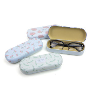 Metal Tin Reading Glasses Case OEM Factory pictures & photos