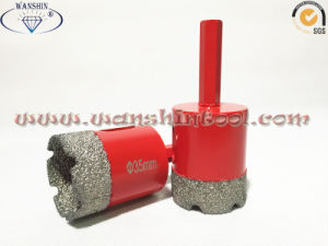 35mm Hex Dry Drill Bit for Granite&Ceramic pictures & photos