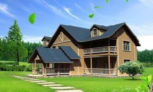 Light Gauge Steel Customized Prefab House