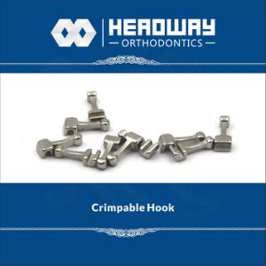Orthodontic Accessories Long Crimpable Hook with Ce pictures & photos