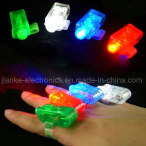 Advertising Gifts LED Finger Light with Big Logo Print (4012) pictures & photos