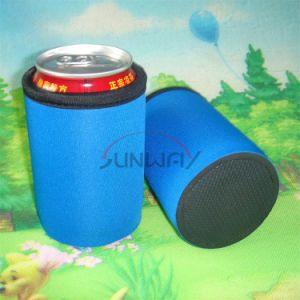 Neoprene Drink Beer Can Holder, Bottle Cooler, Bottle Koozie (BC0068) pictures & photos