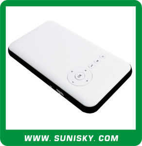 Wireless Pico Thin HDMI Projector with Android 4.4 for Training (SMP6002) pictures & photos