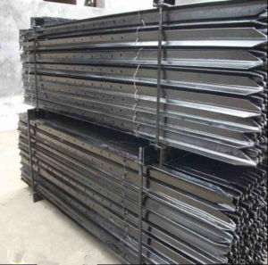 Bitumen Coated Star Picket Y Post for Agriculture/Australia Steel Y Post pictures & photos