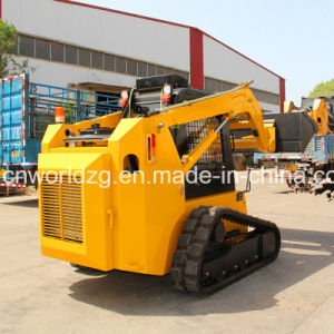 China Made Crawler Skid Steer Loader for Sale pictures & photos