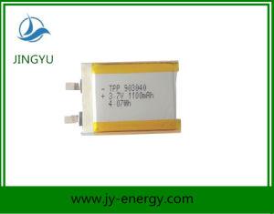 3.7V 1100mAh Li-Polymer Battery for Warm Clothing