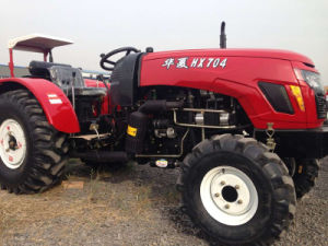 Hx 704 Trator 70HP 4WD Tractor Agricultural Tractor for Sale pictures & photos