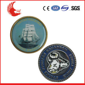 Promotional Stamp Custom Metal Collctible Coins pictures & photos