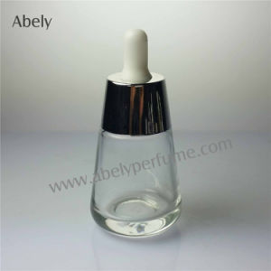 Spray Glass Perfume Oil Bottle with Pump pictures & photos