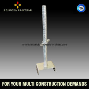 Scaffolding Screw Base Jack for Construction pictures & photos