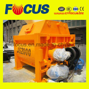 2017 Hot Sale Js2000 Concrete Mixers for Concrete Batch Plant pictures & photos