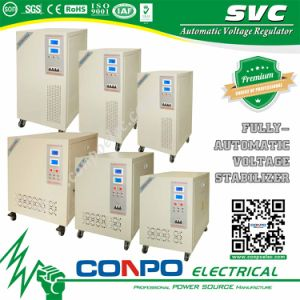 SVC-C Series Servo-Type Automatic Voltage Stabilizer or Regulator pictures & photos