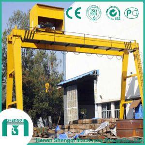 10 Ton Double Beam Gantry Crane pictures & photos