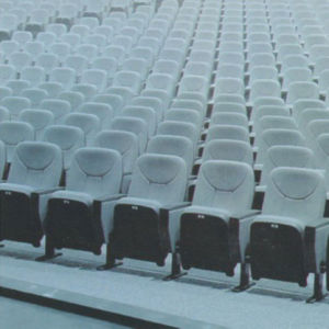 Cheap Conference Chair Auditorium Seat, Conference Hall Chairs Push Back Auditorium Chair Plastic Auditorium Seat Auditorium Seating (R-6168) pictures & photos